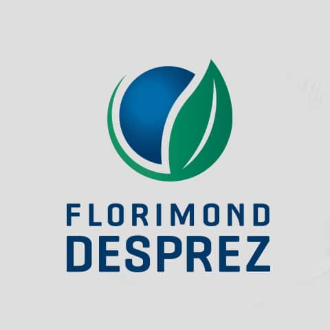 FLORIMOND DEPREZ : Charte graphique- Agence Linéal