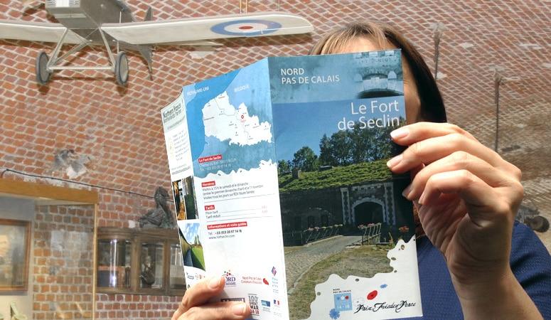ADRT : Élaboration des collections thématiques des parcours de visites - Agence Linéal