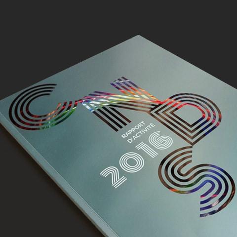 CNDS : Élaboration de la série de rapports d'activité- Agence Linéal